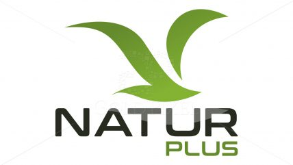 Projekt logotypu natur plus