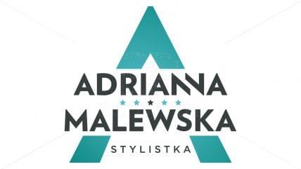 Projekt logotypu adriannamalewska