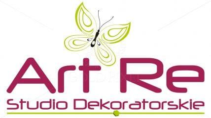 Projekt logotypu ArtRe
