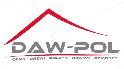 Projekt logotypu Daw-Pol