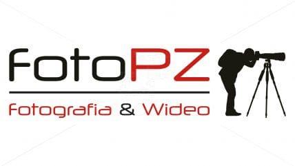 Projekt logotypu FotoPZ