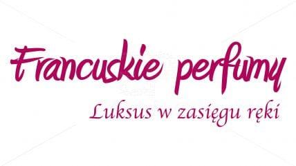 Projekt logotypu francuskie perfumy
