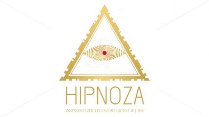 Projekt logotypu hipnoza