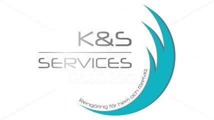 Projekt logotypu ks-services
