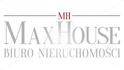 Projekt logotypu max-house