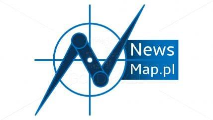 Projekt logotypu newsmap