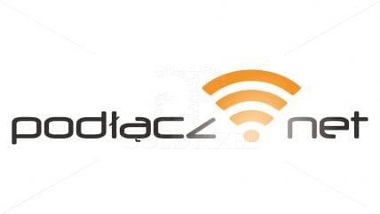 Projekt logotypu podlacz_net