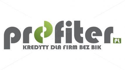 Projekt logotypu Profiter