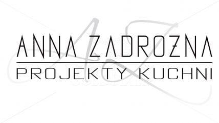 Projekt logotypu AZ Projekty kuchni