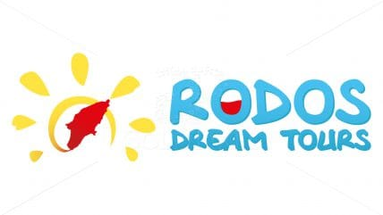 Projekt logotypu Rodos Dream Tours
