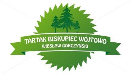 Projekt logotypu tartak-wojtowo-biskupiec