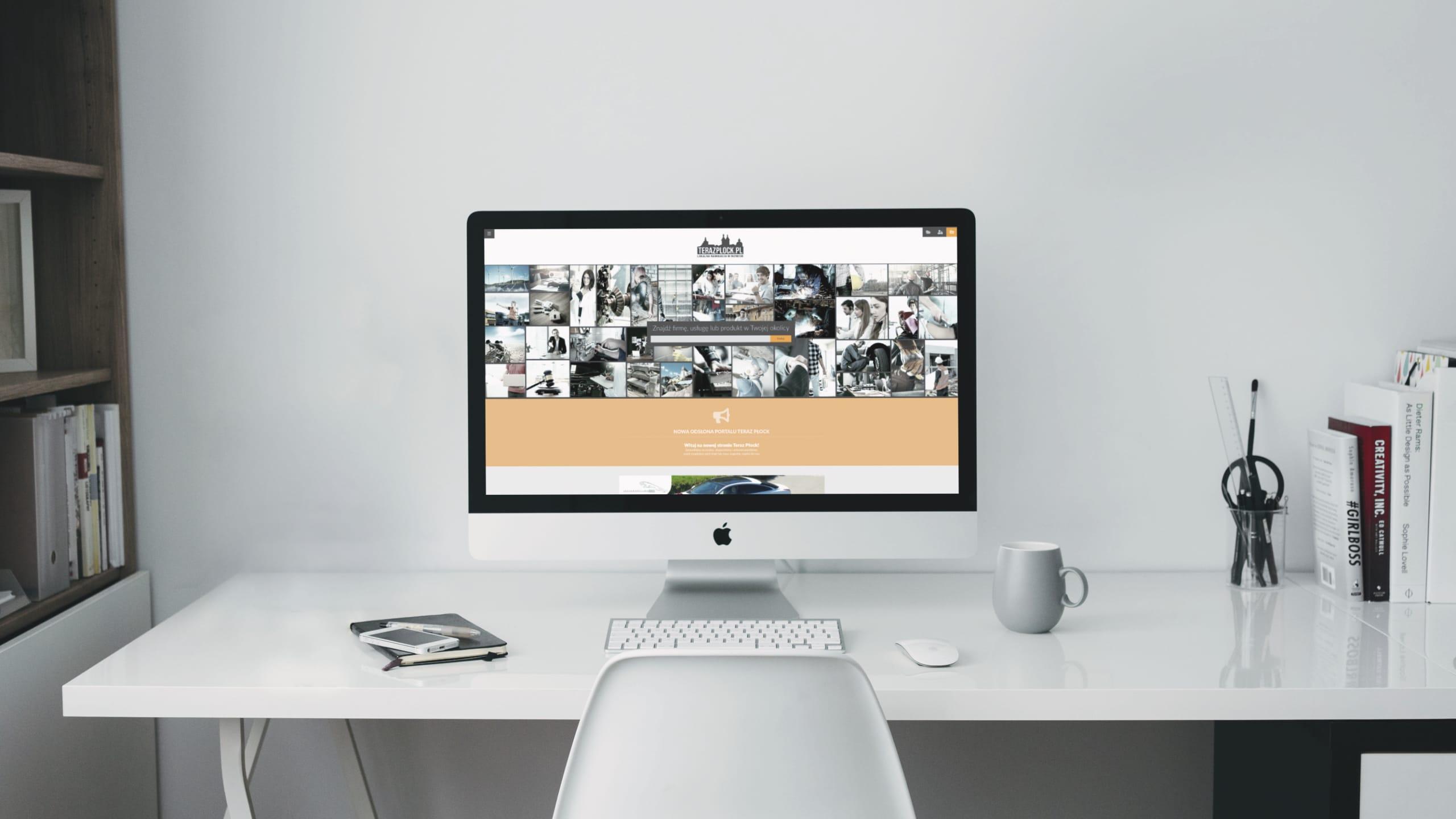 Projekt portalu internetowego